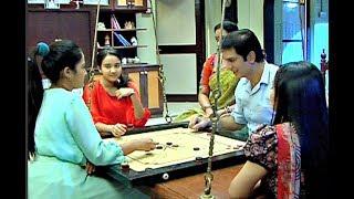 Yeh Un Dino Ki Baat Hai 28th October 2017 - Naina Playing Carrom With Family