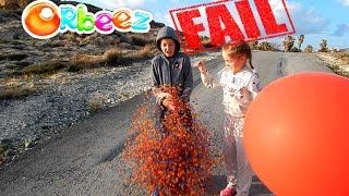 orbeez biggest stress ball fail HD