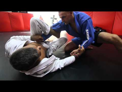 Bjj Triangle Vs Sambo Triangle with Silviu & Silvio at Phuket Top Team