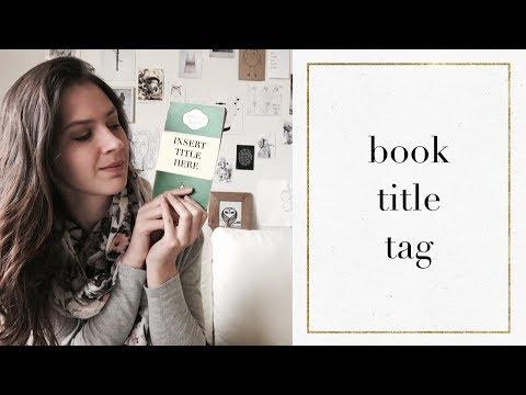 Title book