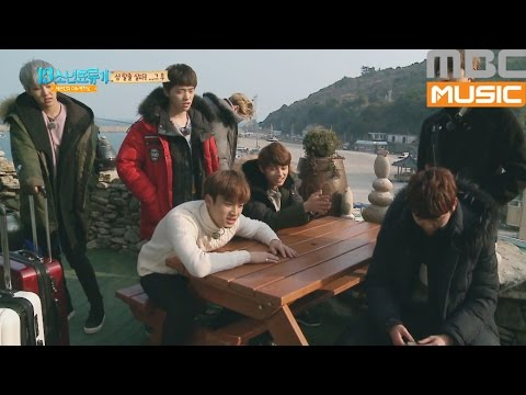 (17's One fine day EP.9) SEVENTTEN escape failure, whereafter