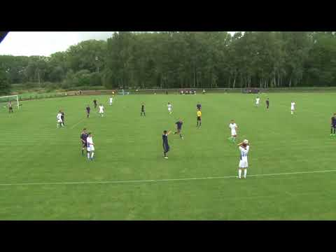 Sestřih branek U18 FCB - Sigma Olomouc