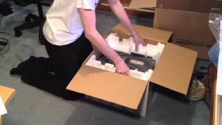 Brother HL-2250DN Printer Unboxing