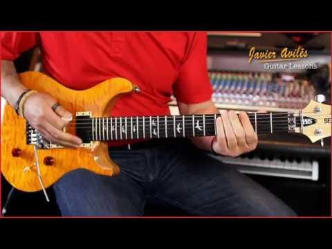 BONAMASSA Blues Rock Style - GMC - JAVIER AVILES