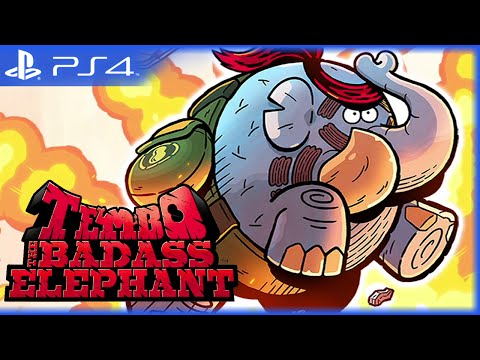 PS4 - Tembo The Badass Elephant - Announcement Trailer