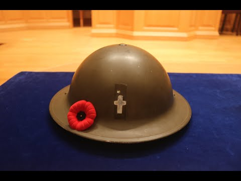 Remembrance Day Service - November 8, 2020