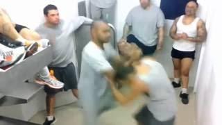 Black power gang prison fights