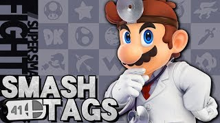 The Doc is Hot! Dr. Mario ELITE Smash Tags #41 (Super Smash Bros. Ultimate)