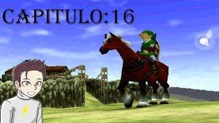 Zelda ocarina of time (Capítulo: 16) Epona
