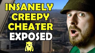 Insanely Creepy Cheater EXPOSED - Ownage Pranks