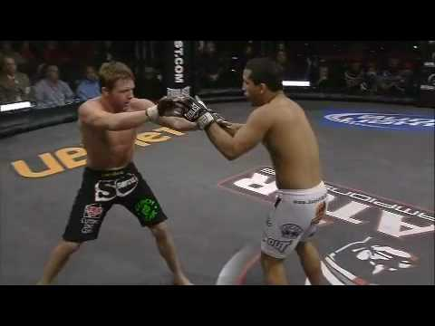 Bellator 27 Highlight: Joe Warren vs. Joe Soto