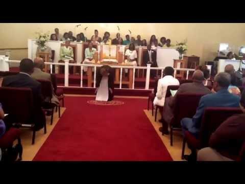 Fix Me Jesus- Queen Latifah College Park C.M.E. Church Anniversary