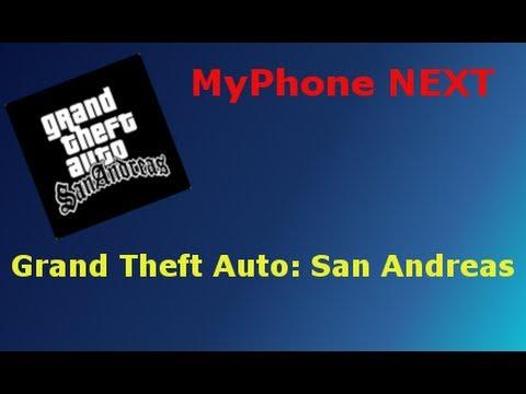 Mobilne granie na ma?ym ekranie - GTA: San Andreas