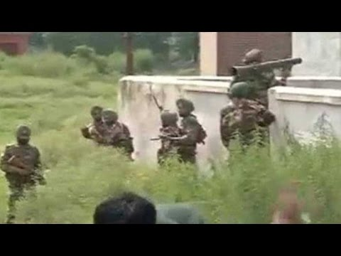 Terror attack on Police party in Anantnag district of J&K