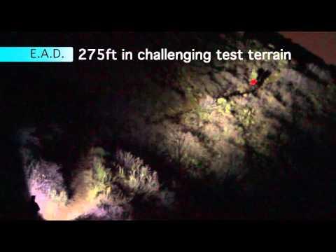 Fenix TK75 Flashlight Mountain Field Trials from FenixLighting.com