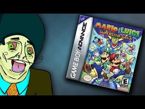 Hewbz   Mario & Luigi: Superstar Saga (GBA)