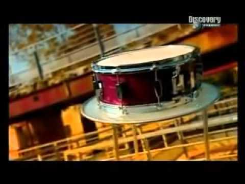 Así se hace un tambor