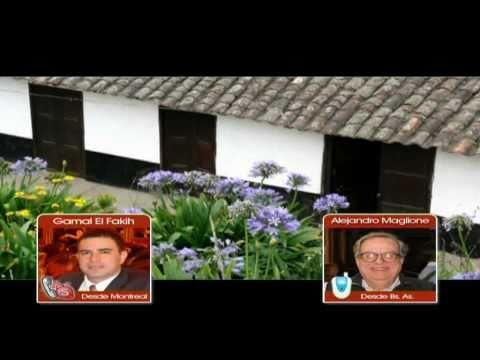 EL DISFRUTE RADIO - GAMAL EL FAKIH ... las recetas olvidadas de los Andes Venezolanos (3º Parte)