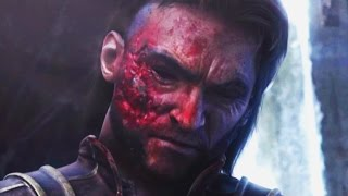 X-Men Origins: Wolverine All Cutscenes Full Game Movie
