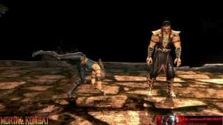 All Fatalitites From MK1 To MKX / MK10 HD (The best and most complete you will watch)