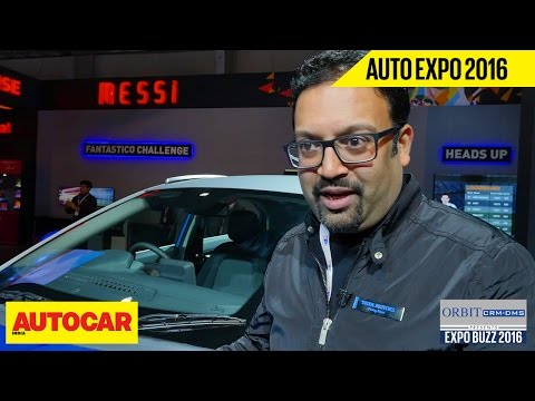 Auto Expo 2016 | Interviews - Pratap Bose, Tata Motors | Presented By Orbit