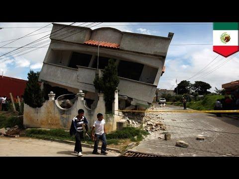 Mexico-Guatemala Earthquake 2014: At least three people killed in 7.1-magnitude earthquake