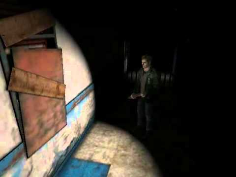 เด็กเชี่ยยย - Silent Hill 2 - Part 4 - Fenrirwolfen Plays