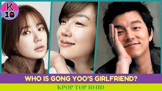 download lagu Who Is Gong Yoo's Girlfriend? Lovelife About Gong Yoo gratis