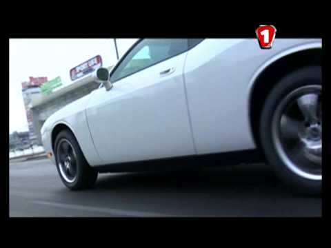 Обзор Dodge Challenger 2 часть