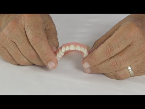 Instant Denture Setups - FAQs   Good Fit ® Expedited Denture Systems