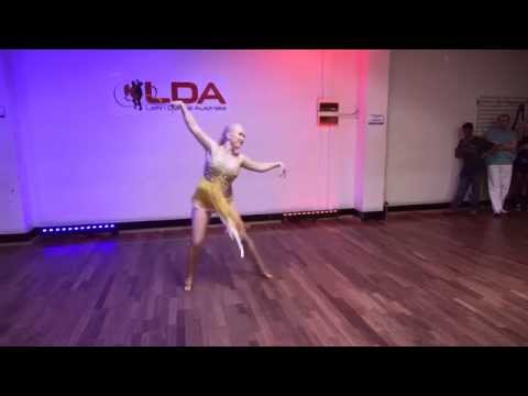 LDA Party 2014-12-06 - World Latin Dance Cup 2014 Shows #8/10