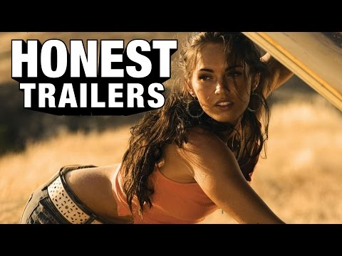 Transformers Trailer - Real Story - Honest Trailers: Transformers