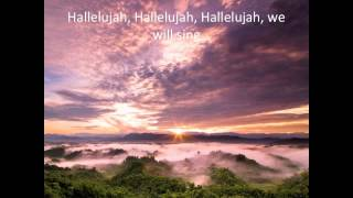 Watch Tommy Walker Hallelujah We Will Sing video