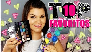 TOP 10 FAVORITOS Marzo + Abril ❤ Makeup, aguacolores y drags queens??!