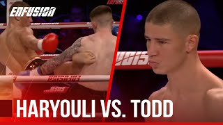 Nabil Haryouli vs Kyle Todd | Enfusion #78 | Eindhoven, The Netherlands - 23.02.2019