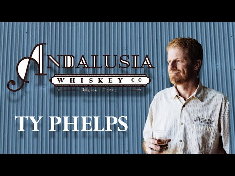 Erik Wait & Head Distiller Ty Phelps of Andalusia Whiskey Co