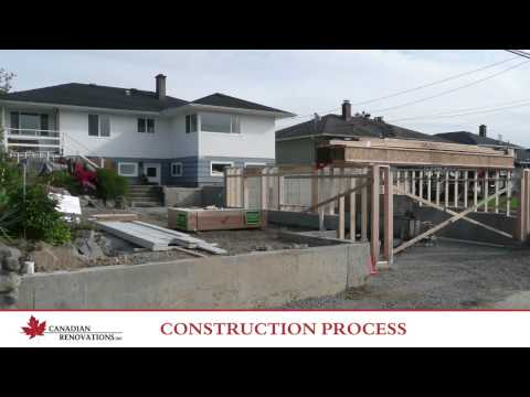 Canadian Renovations Inc | The Construction Phase | Greater Vancouver, BC