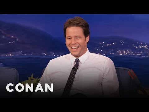 Ike Barinholtz's Prank On Matthew McConaughey  - CONAN on TBS