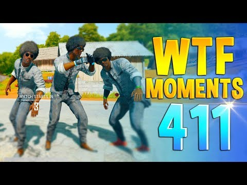 PUBG Daily Funny WTF Moments Highlights Ep 411