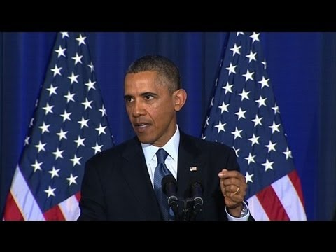 Obama heckled during policy speech on Guantanamo