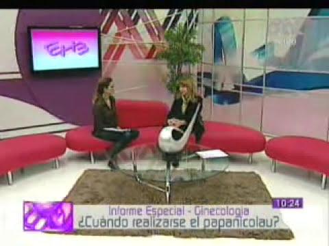 CUANDO REALIZAR UN PAPANICOLAU@ EHB PAT BOLIVIA
