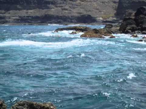 Piscinas naturales de agaete en la isla de gran canaria for Piscinas naturales gran canaria