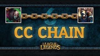 CC-CHAIN! #04 - Zweifacher Rückwurf