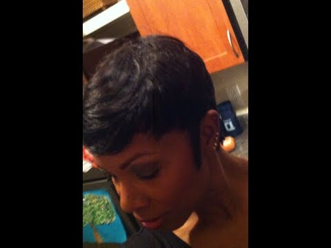 27 Piece Short HairStyle Tutorial