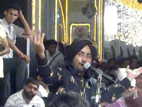 satinder sartaj live nakodar baba murad shah ji (sai ya de dar...