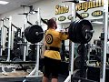 Brandon Partin Power Jerk 295lb. X2
