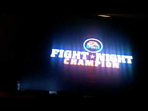 Fight Night Champion Gameplay