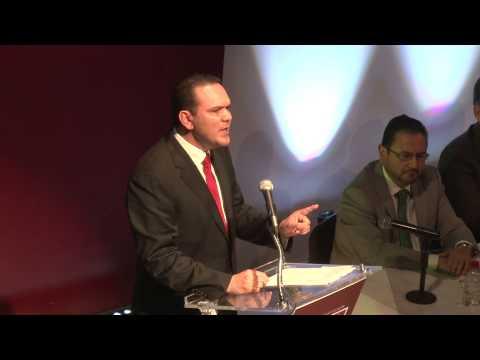 Rinde primer informe de labores alcalde de Culiacán.