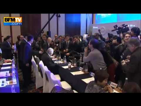 DSK à Pékin pour un forum de la nique