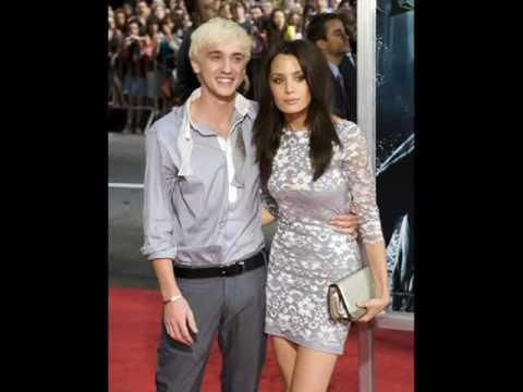 tom felton and jade mtv movie awards 2011. Tom Felton and Jade Olivia